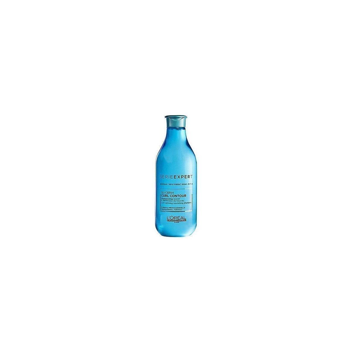 Loreal Curl Contour, szampon do kręconych włosów z ceramidami 300ml
