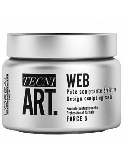 Loreal A-Head Web, Krem rzeźbiący podkreślający pasma i dodający połysku 150ml
