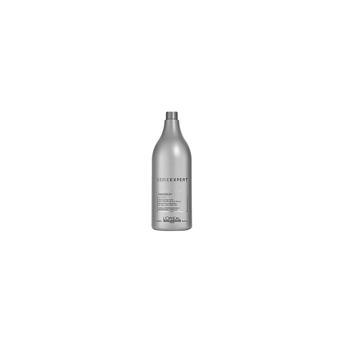 Loreal Silver, odbudowujący szampon do włosów siwych 1500ml