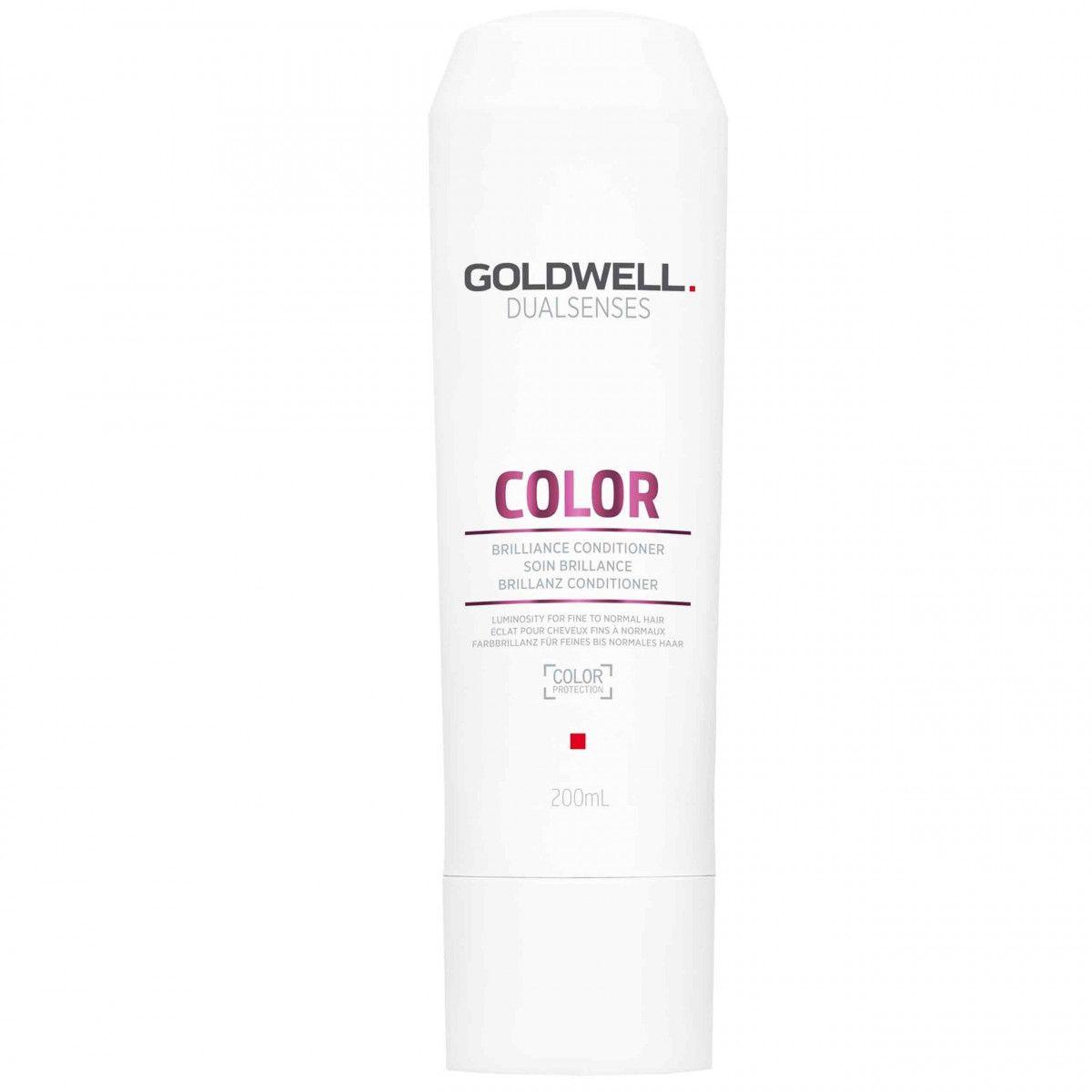 Goldwell DLS Color, Odżywka głęboko regeneracyjna po farbowaniu 200ml