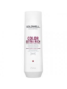 Goldwell Color Extra Rich Szampon wzmacniający kolor po farbowaniu 250 ml