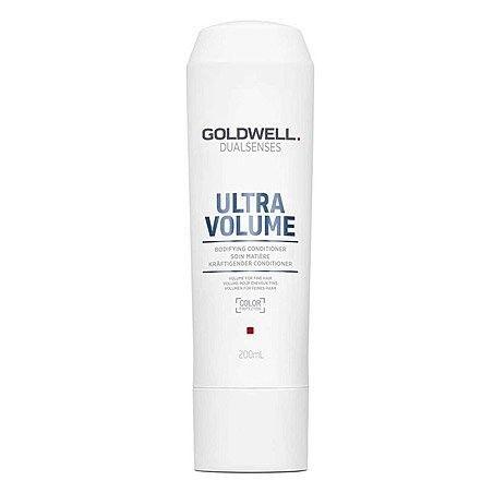 Goldwell Ultra Volume, Odżywka wzmacniająca, dodająca włosom objętości 200ml