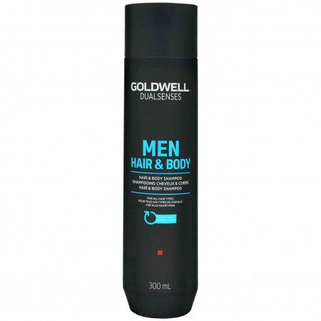 Goldwell Men Hair Body, Szampon oczyszczająco-rewitalizujący dla mężczyzn 300ml