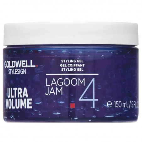 Goldwell Lagoom Jam, Szybkoschnący żel na objętość 150ml
