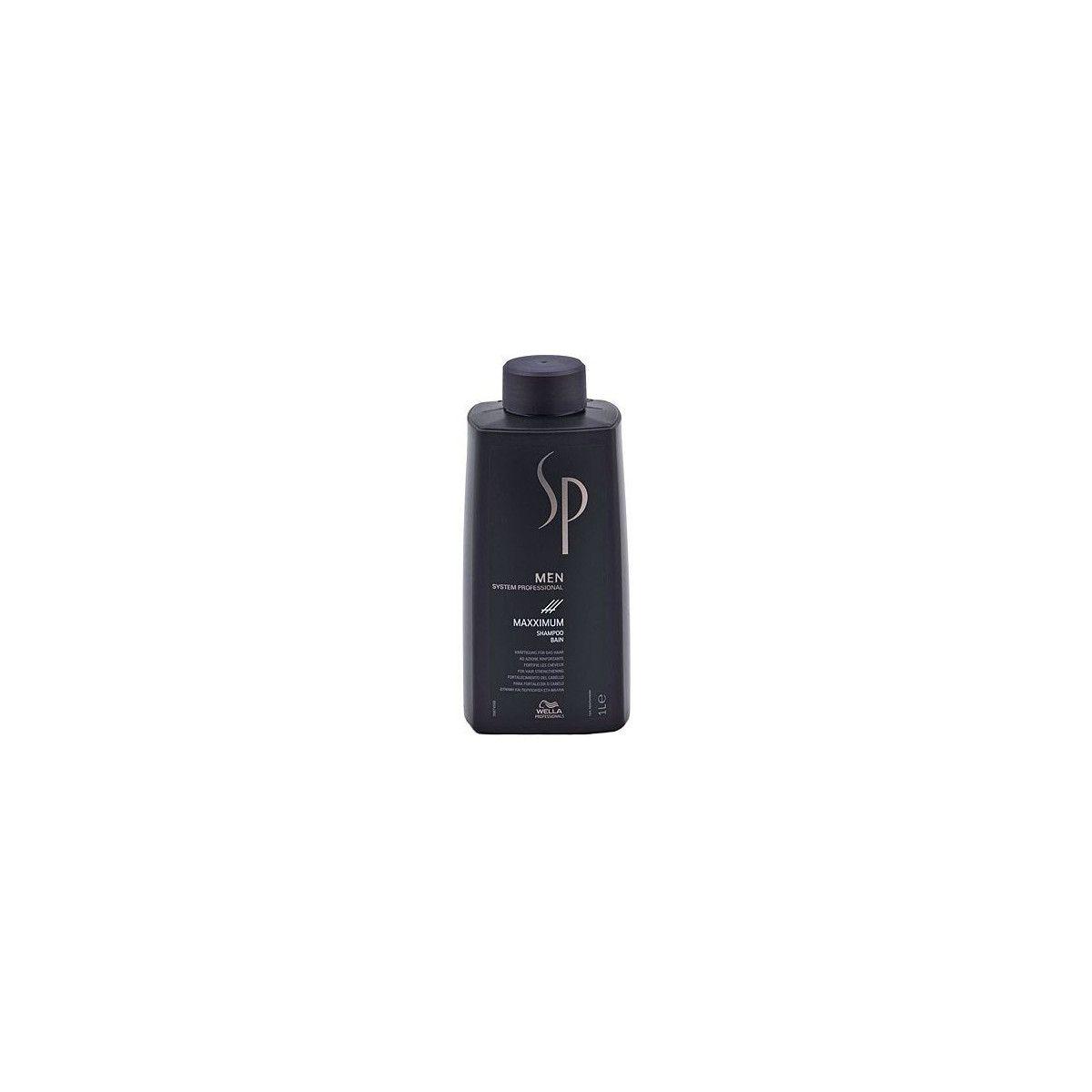 WELLA SP MEN MAXXIMUM, Szampon wzmacnia odporność włosów 1000ml