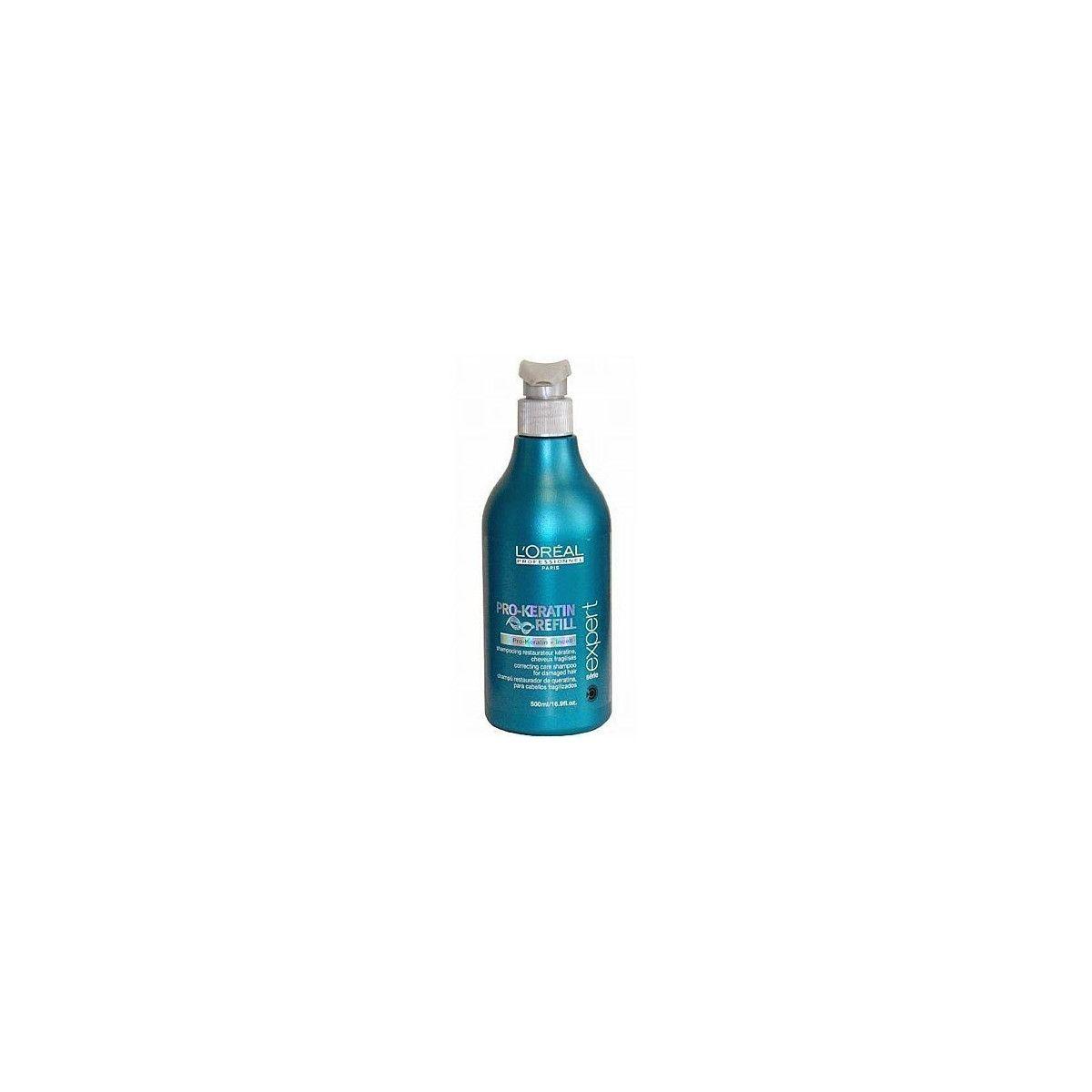 Loreal Pro Keratin Refill szampon 500ml