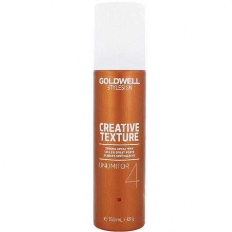 Goldwell Style Texture Unlimitor, utrwalający wosk w sprayu do każdego rodzaju włosów 150ml