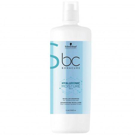 Schwarzkopf BC Moisture Kick, szampon ekstremalnie nawilżający włosy suche 1000ml