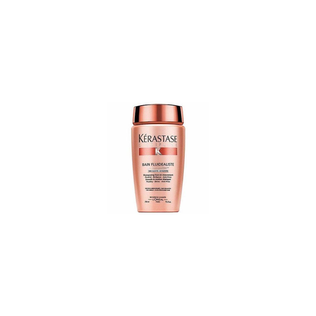 Kerastase Fluidealiste Sulfate Free bez siarczanów, szampon wygładzający 250ml