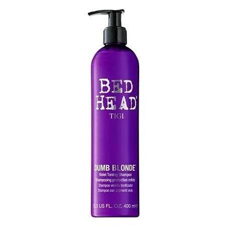 Tigi Bed Head Dumb Blonde Purple Toning Szampon 400ml