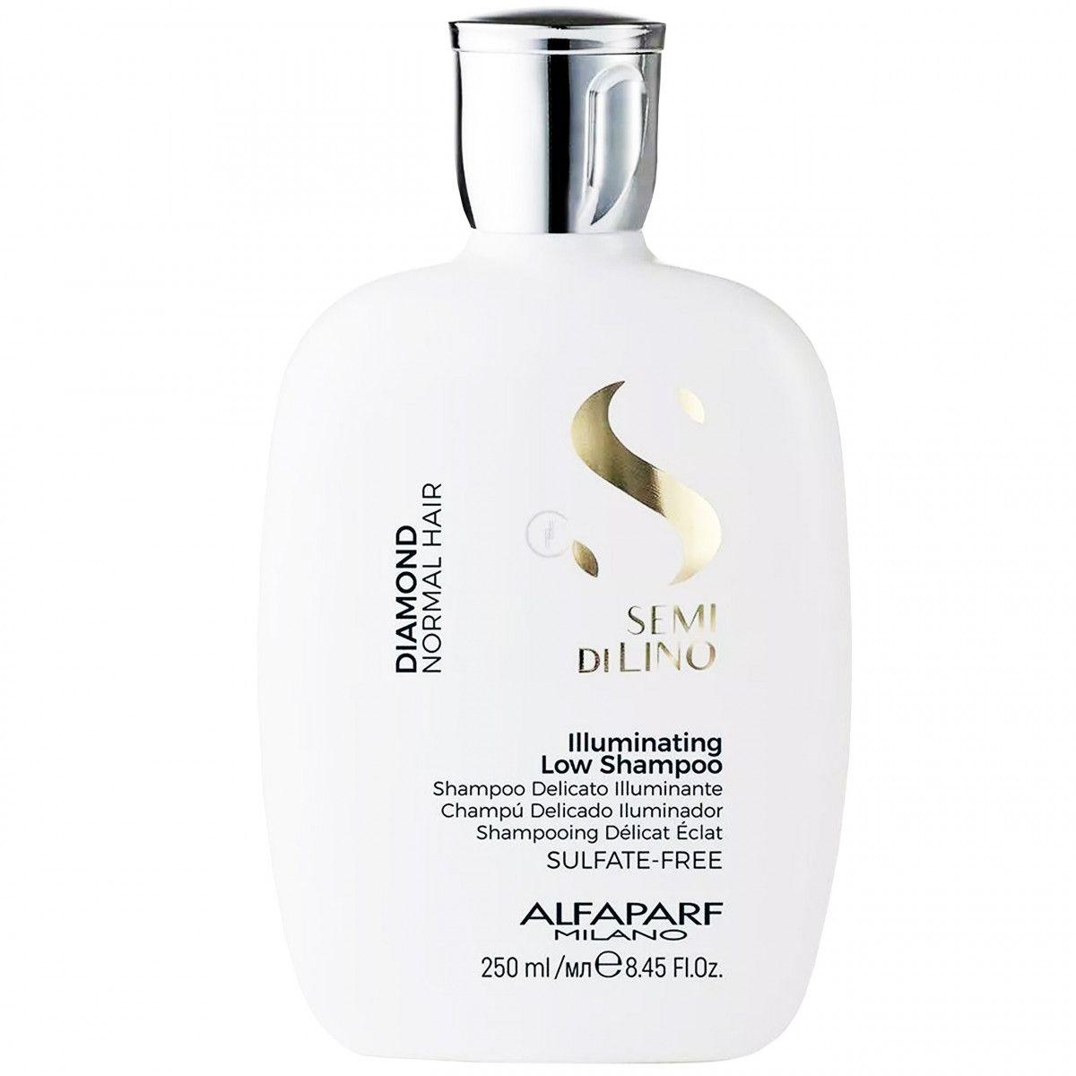 Alfaparf Diamond szampon rozświetlający do włosów normalnych 250 ml