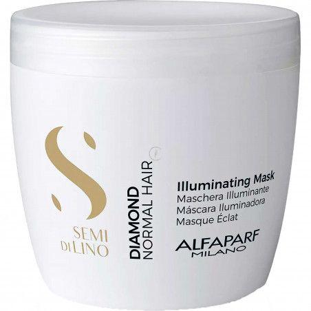 Alfaparf Diamond maska rozświetlająca do włosów normalnych 500 ml
