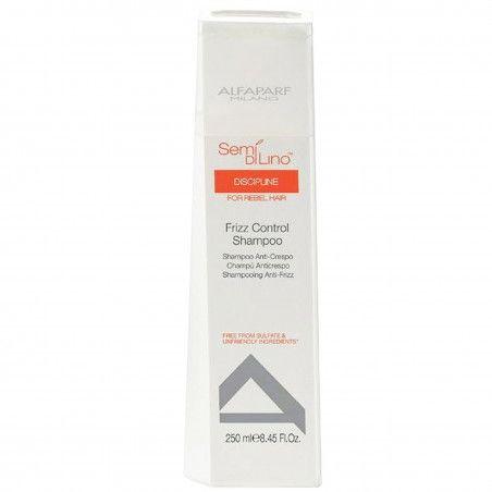 Alfaparf Frizz Control, Szampon zapobiegający puszeniu się włosów 250 ml