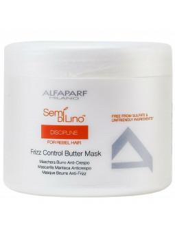 Alfaparf Frizz Control, Maska przeciw puszeniu się włosów 500 ml