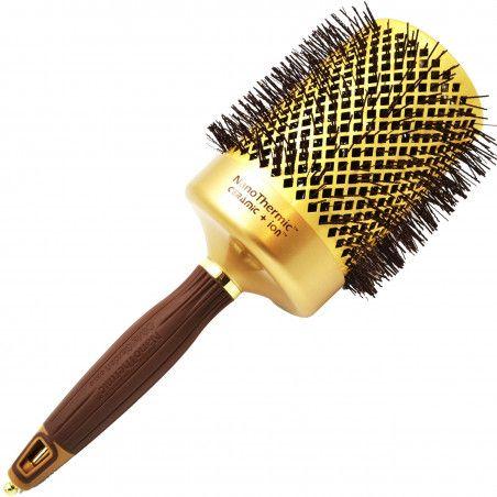 Olivia Garden Nano Thermic 82mm szczotka do stylizacja bardzo wysokiej jakości
