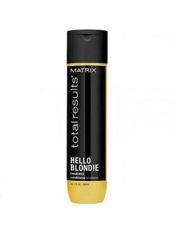 Matrix Hello Blondie, Odżywka do włosów blond 300ml