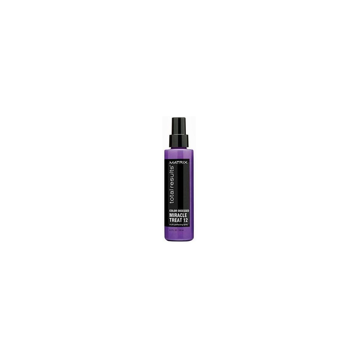 Matrix Color Obsessed Miracle Treat 12, ochronny spray do włosów 125ml