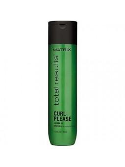 Matrix Curl Please, Szampon z olejkiem jojoba 300ml