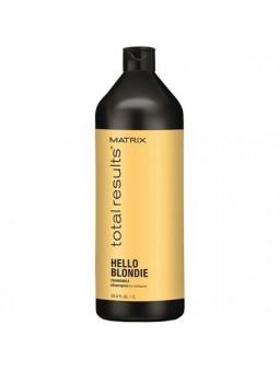 Matrix Hello Blond, Szampon do włosów blond 1000ml