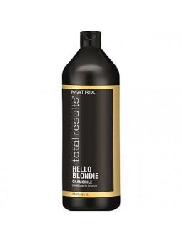 Matrix Hello Blondie, Odżywka z ektraktem z rumianku 1000ml