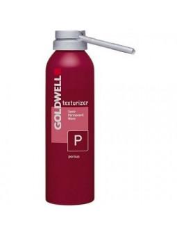 Goldwell Texturizer P, Pianka do ondulacji do włosów farbowanych 200ml