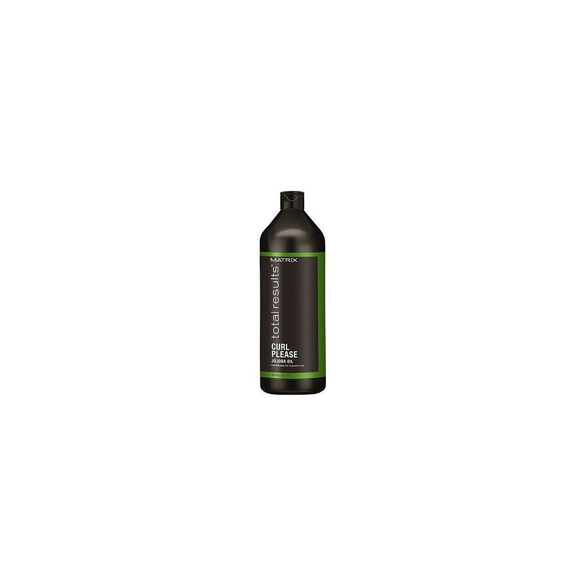 Matrix Curl Please, Odżywka z olejkiem jojoba 1000ml