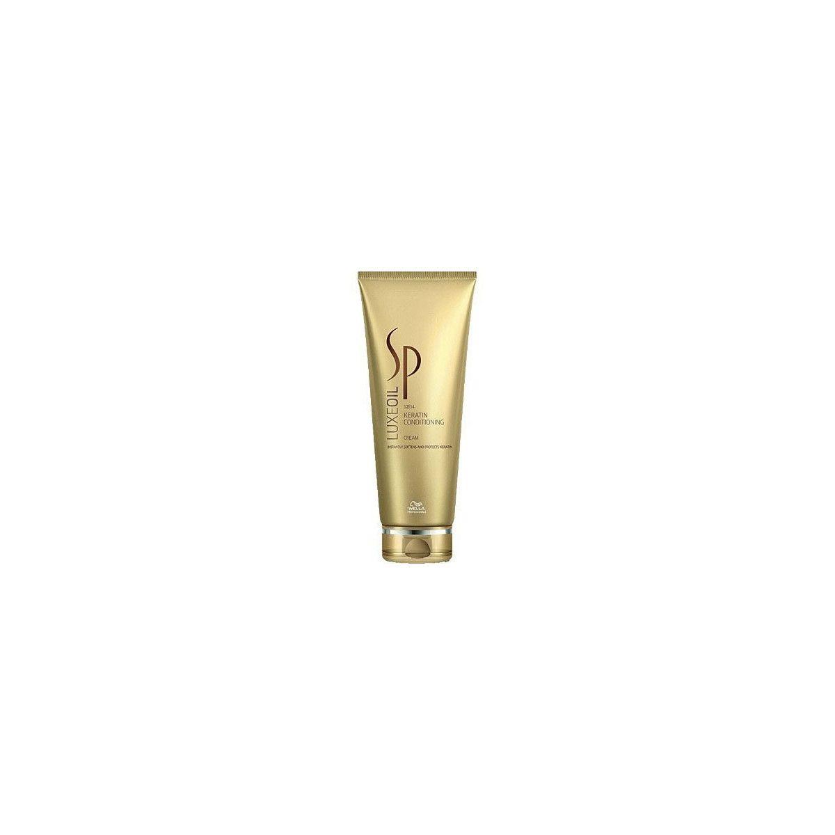 WELLA SP LUXE OIL szampon 200ml