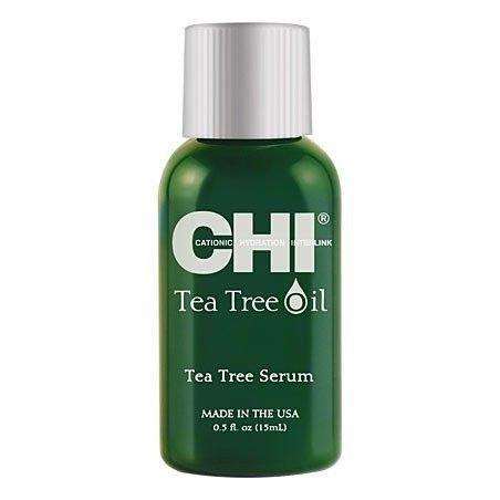 CHI Tea Tree serum, Olejek do włosów z drzewa herbacianego 15ml