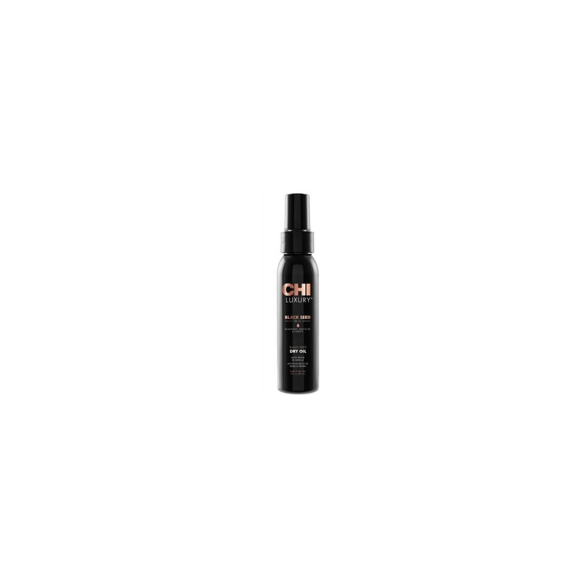CHI Luxury Black Seed Oil, olej z czarnuszki 89ml