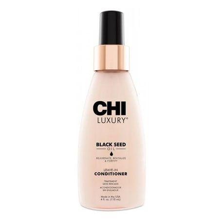 CHI Luxury Black Seed Oil Leave-in, Odżywka bez spłukiwania 118ml