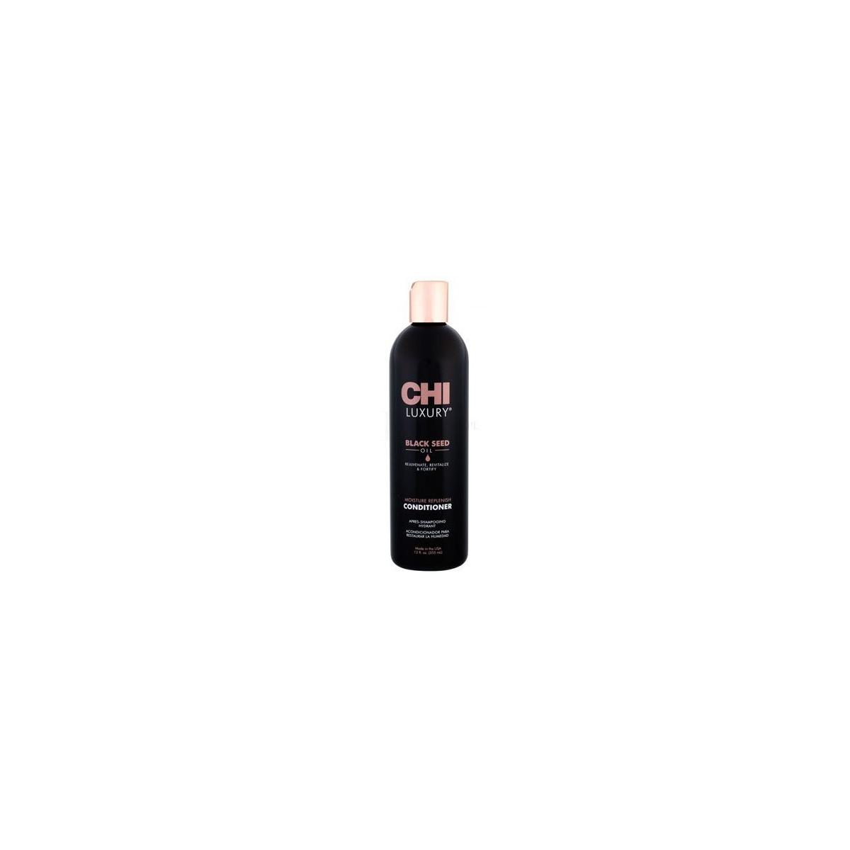 CHI Luxury Black Seed Oil, Odżywka do włosów suchych 355ml