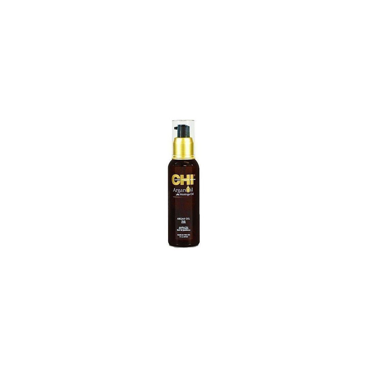 CHI Argan Oil, Odżywka do włosów bez spłukiwania 89ml