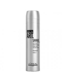 Loreal Savage Panache, pudrowy spray nadający ekstremalną objętość 250ml