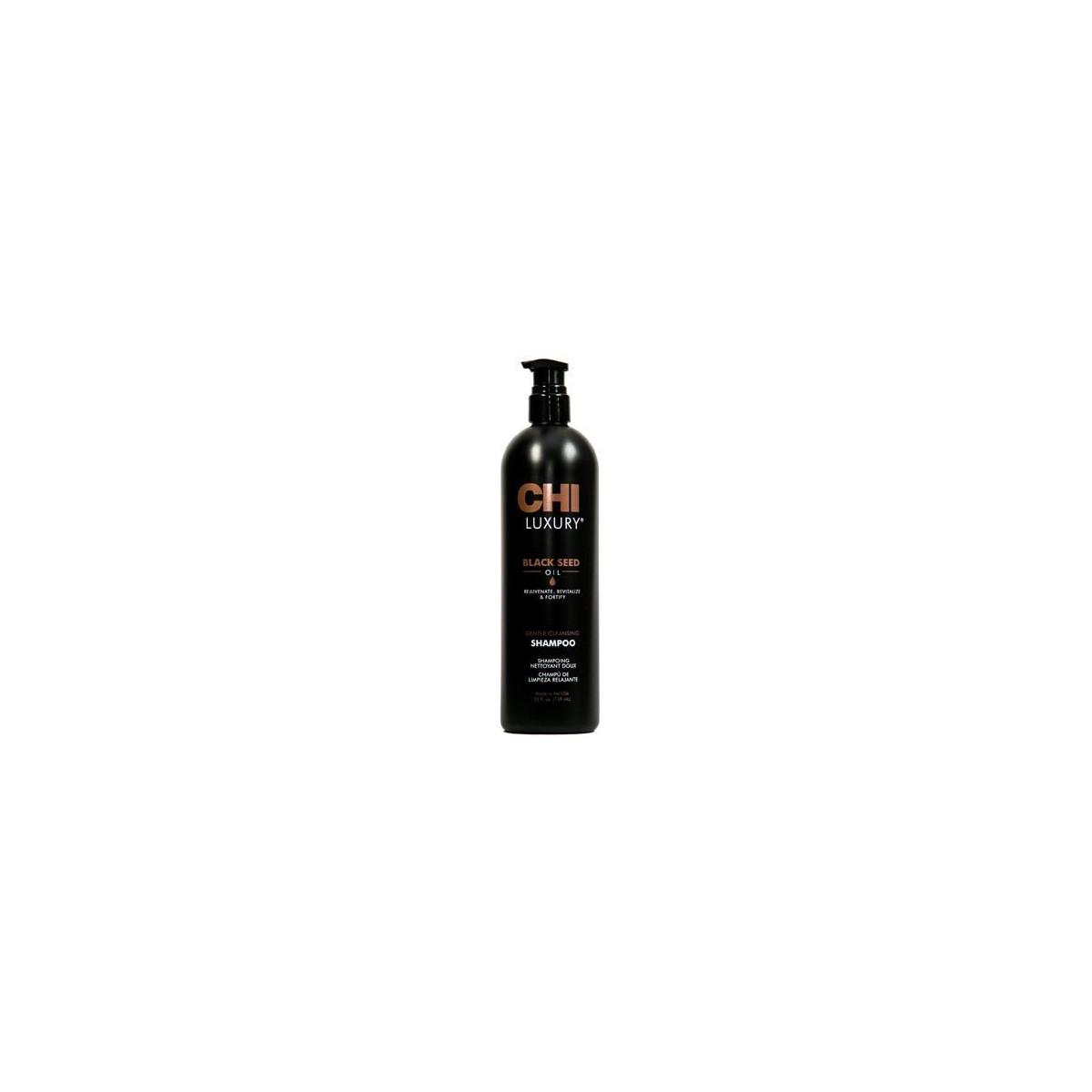 CHI Luxury Black Seed Oil, Szampon bez SLS, pielęgnujący 739ml