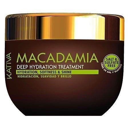 KATIVA Macadamia maska włosy wysokoporowate 500 ml