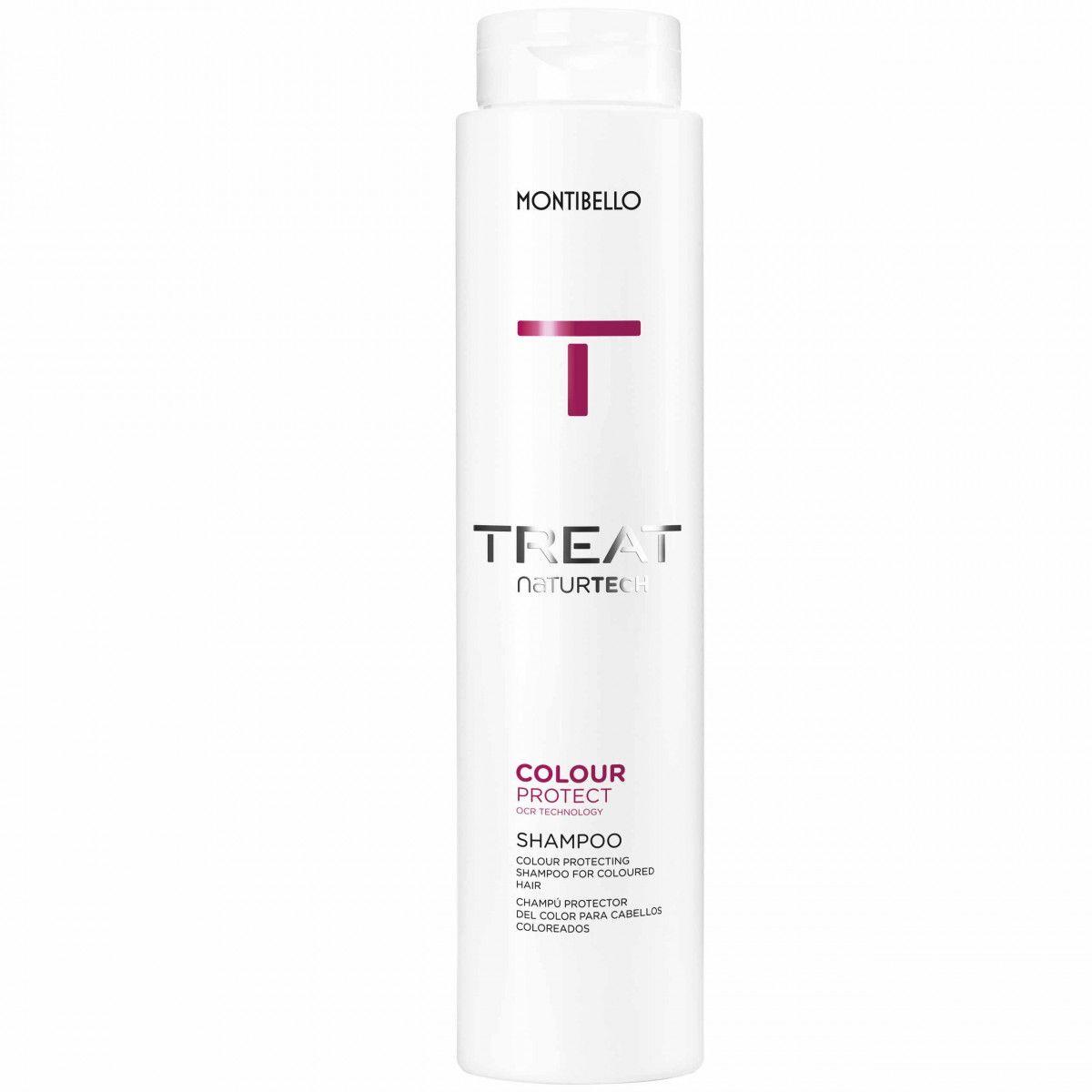 Montibello Colour Protect szampon odżywiający, chroni kolor, zabezpiecza przed UV 300ml