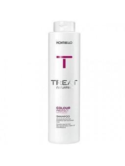 Montibello Colour Protect, odżywczy szampon bez siarczanów chroniący kolor 500ml