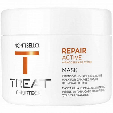 Montibello Repair Active maska z proteinami do włosów zniszczonych 500 ml