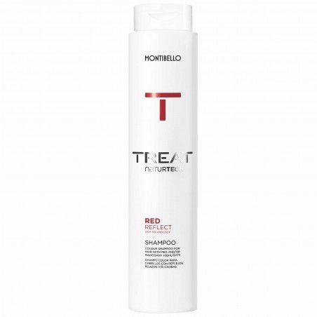 Montibello Colour Reflect, szampon do włosów czerwonych, bez siarczanów 300ml