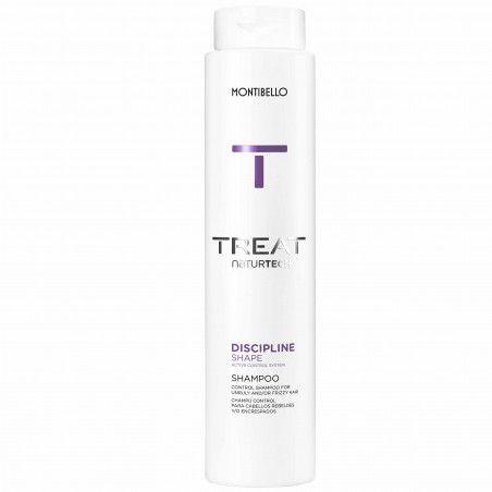 Montibello Discipline Shape szampon nawilżający ułatwia czesanie 300 ml