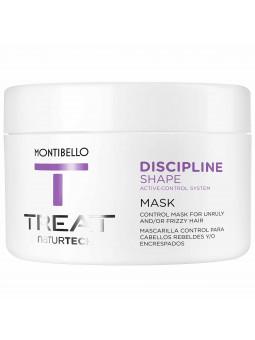 Montibello Discipline Shape maska wzmacniająca z olejem z baobabu 200 ml