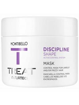 Montibello Discipline Shape maska termoochronna dogłębnie nawilżająca 500 ml