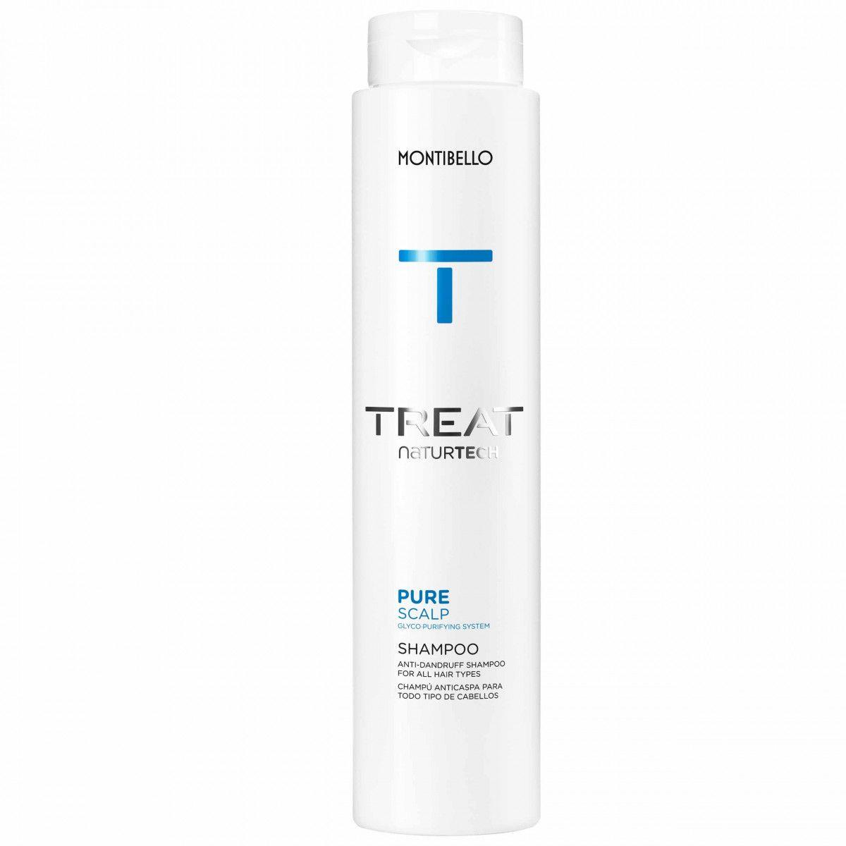 Montibello Pure Scalp szampon przeciwłupieżowy 300 ml