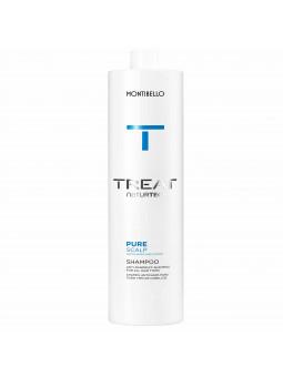 Montibello Pure Scalp szampon przeciwłupieżowy nawilżający skórę głowy 1000 ml