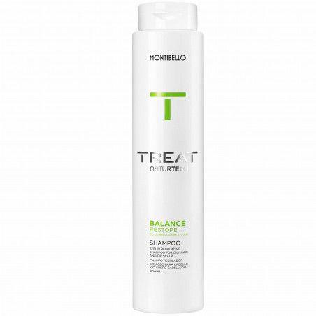 Montibello Balance Restore, szampon regulujący wydzielanie sebum 300ml