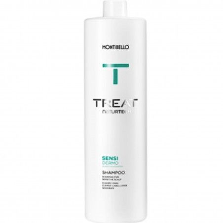Montibello Sensi Dermo, szampon do wrażliwej skóry głowy, łagodzi podrażnienia 300ml