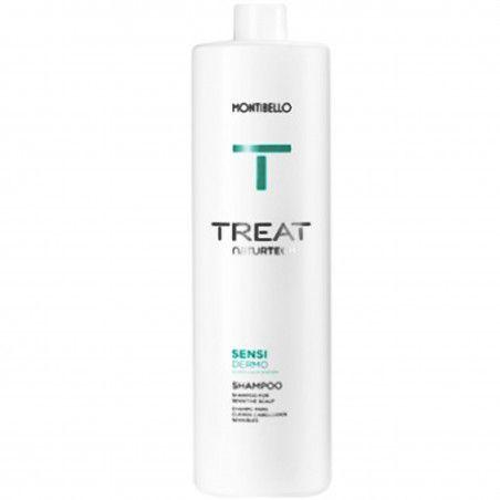 Montibello Sensi Dermo, szampon z naturalnymi składnikami, zmniejsza podrażnienia 1000ml
