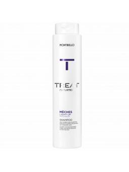 Montibello MECHES/ LIGHT-UP szampon na żółte tony, odżywia i chroni 300ml