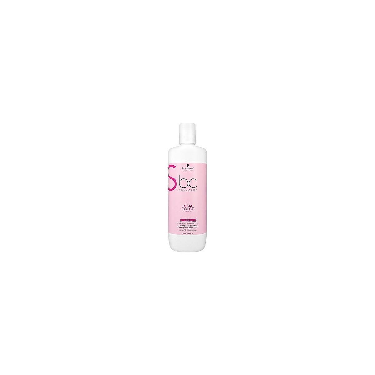 Schwarzkopf BC Color Rich, nabłyszczający szampon do włosów koloryzowanych 1000ml