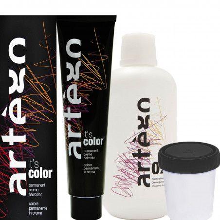 ARTEGO IT'S COLOR zestaw do koloryzacji włosów farba 150ml + oxydant 150ml